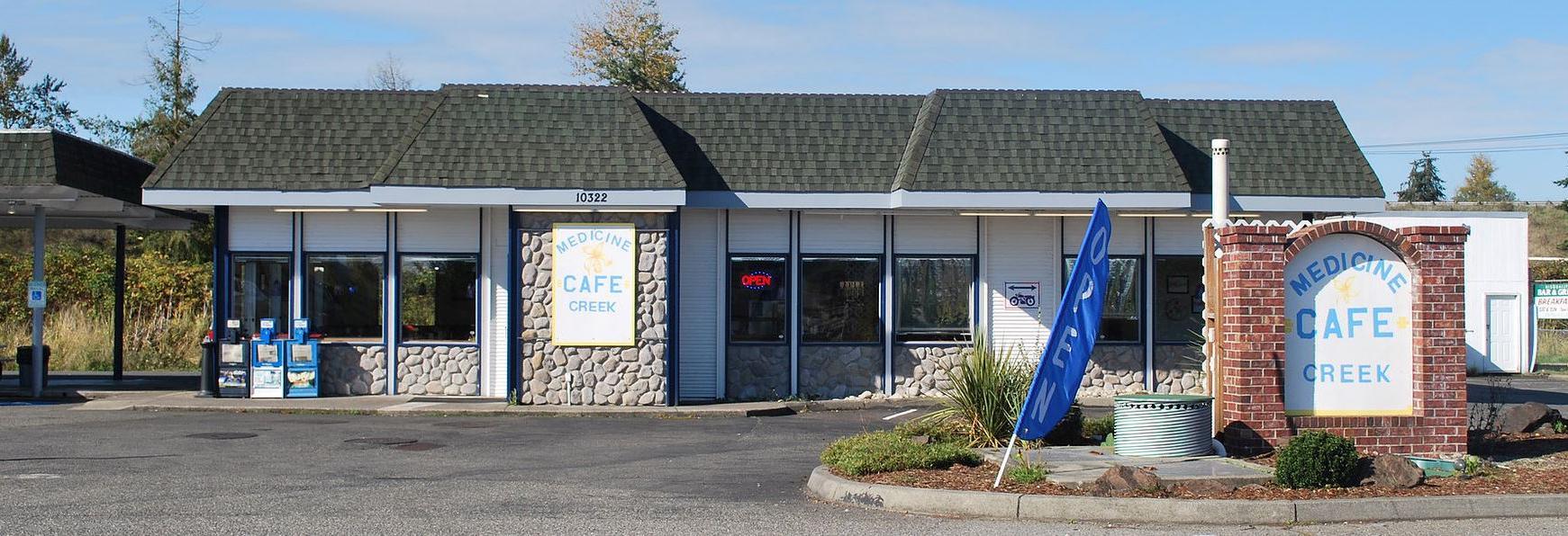 Medicine Creek Cafe banner image - Olympia, WA