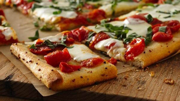 Mediterranean Pizza & Grill creates a variety of pizzas in Morristown NJ