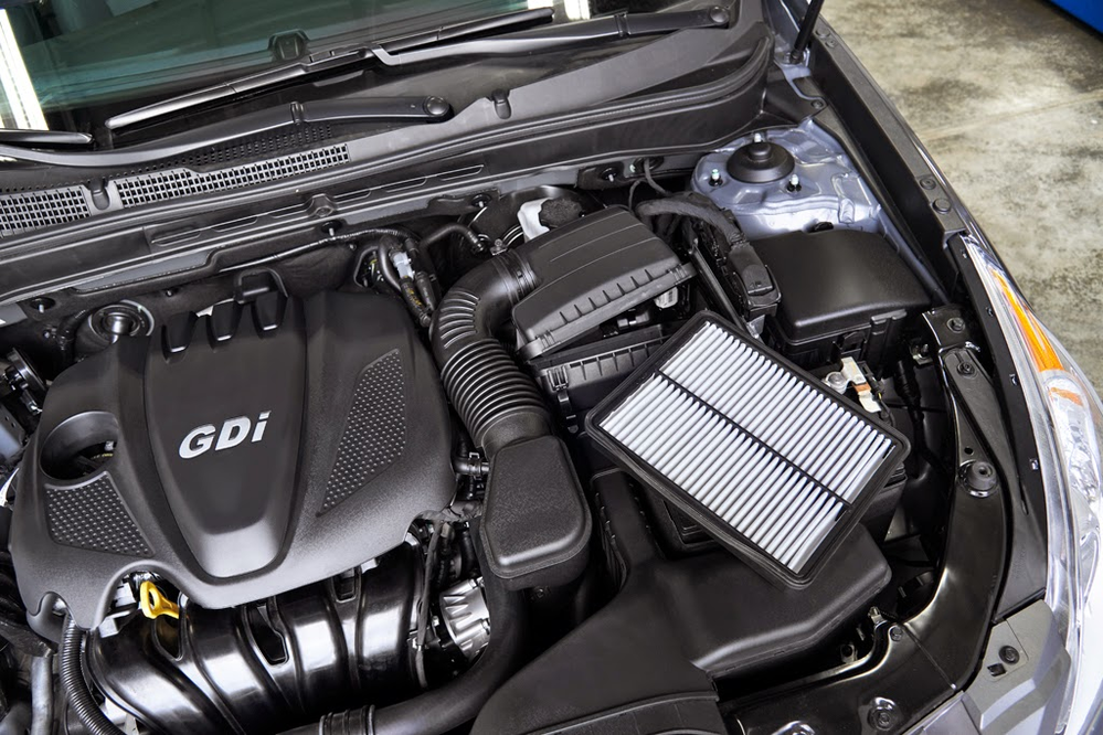 Changing your oil and filter will help your vehicle's engine continue working at its best