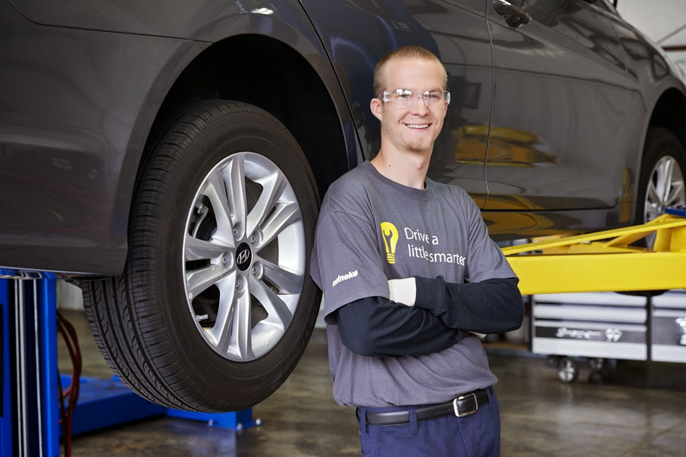 Meineke's technicians are trained to change your oil quickly and efficiently while assessing your vehicle for other potential safety issues to keep you safe on the road