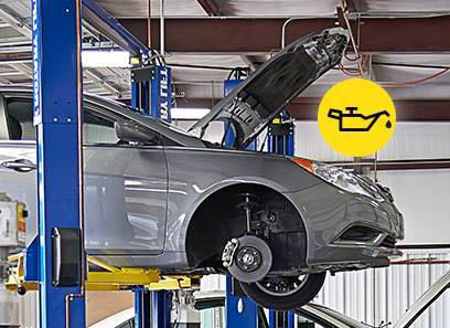 Let Meineke in Katy do your next oil change for less
