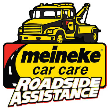 Meineke Car Care Centers Roadside Assistance Logo for Colorado