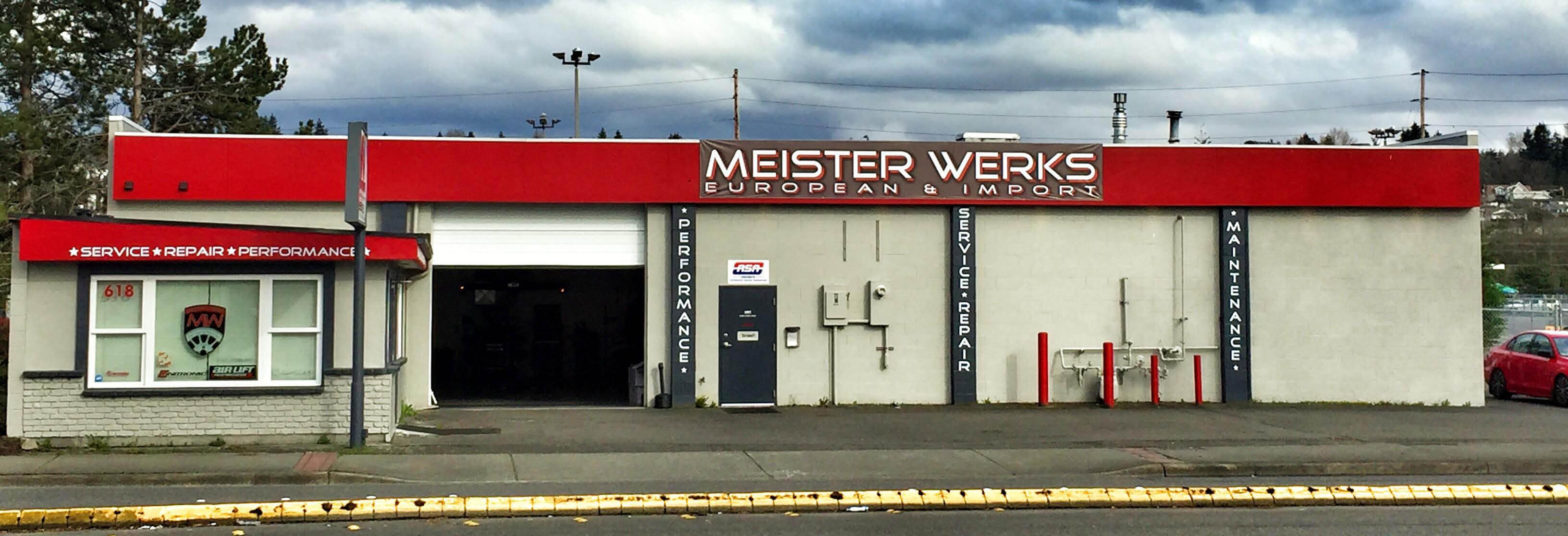 Meister Werks main banner image - Renton, WA