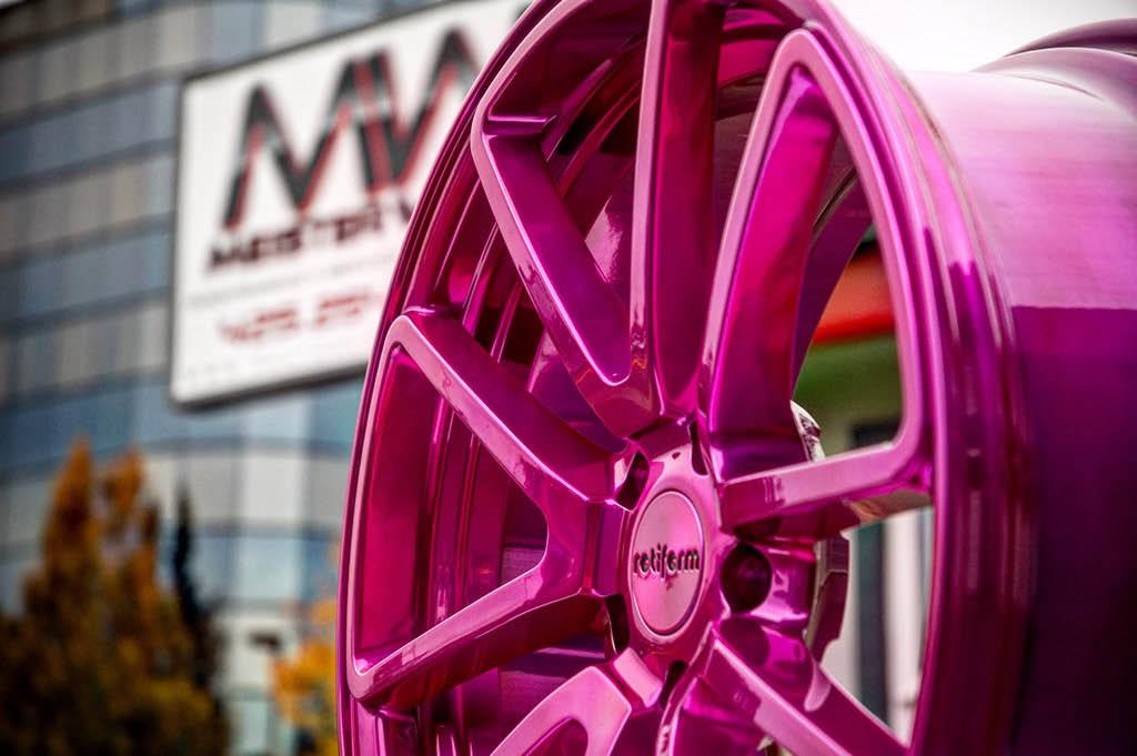 Meister Werks - custom wheels - auto shop in Renton, WA - automotive performance upgrades