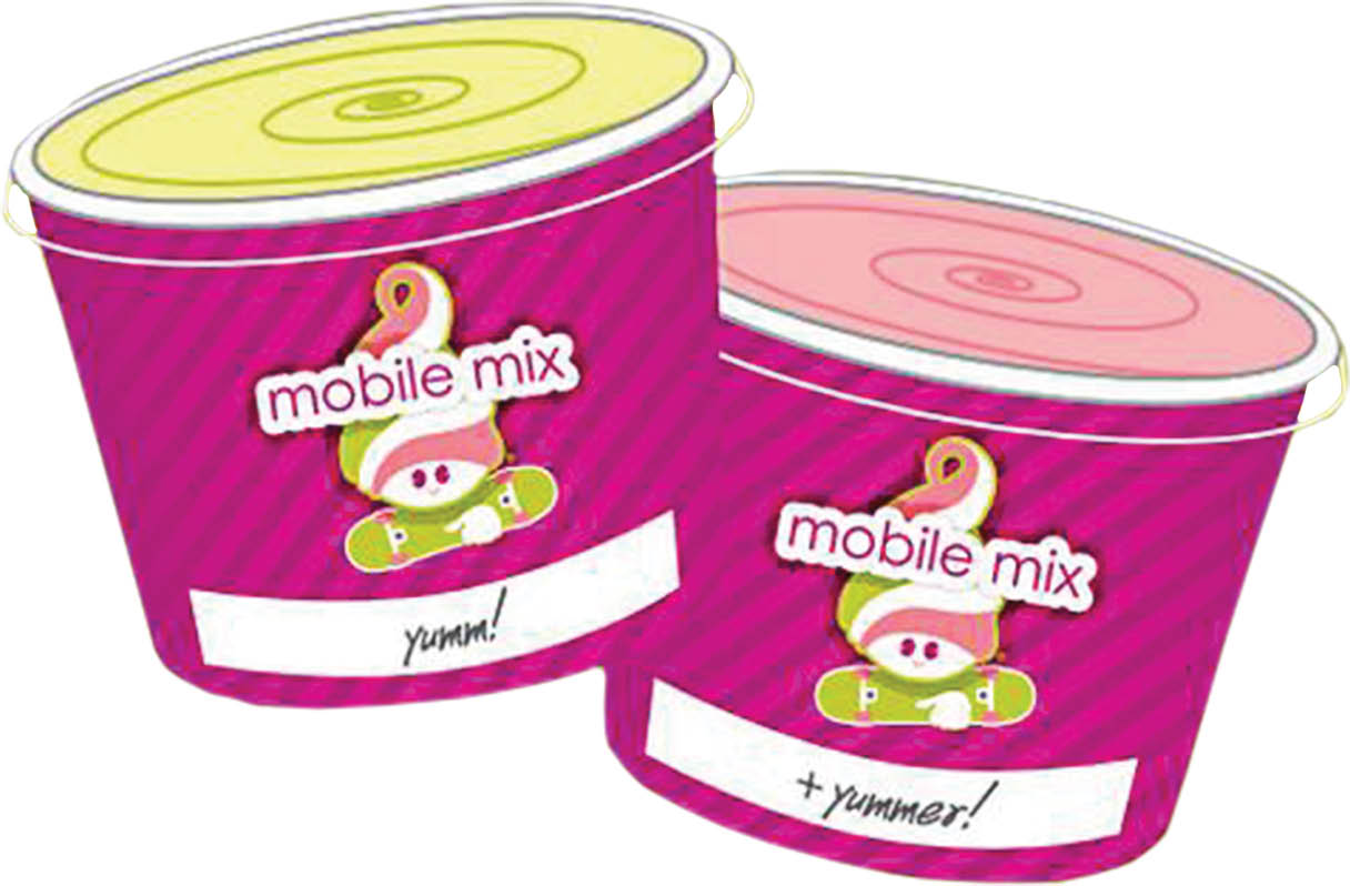 At Menchie's, we're spreading smiles one frozen yogurt mix at a time!
