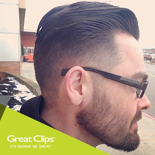 Haircuts for men at Great Clips locations in Western Washington - Great Clips near me - hair salons near me - haircut coupons - Great Clips coupons