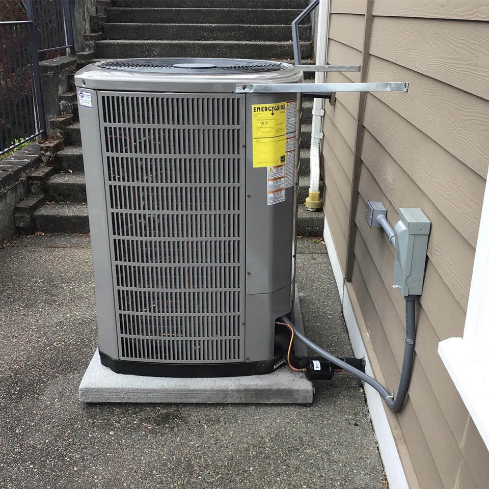 Mercurio's Heating & Air Conditioning - Professional heating, cooling, and electrical services for Tacoma, Gig Harbor, and Pierce County - HVAC companies near me