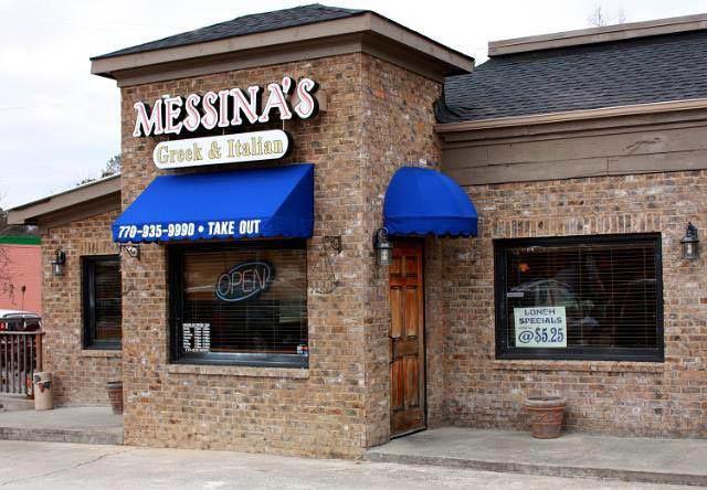 Mediterranean restaurant near Lilburn
