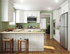 Picture of Kitchen for Michigan Kitchen Cabinets in Novi, MI