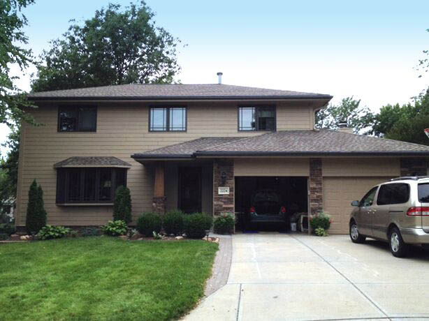 Seamless Gutters near Sioux City, IA