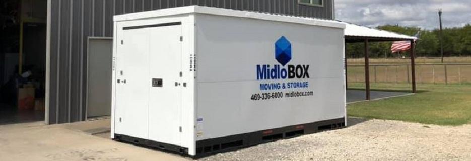 MidloBox banner Midlothian, TX