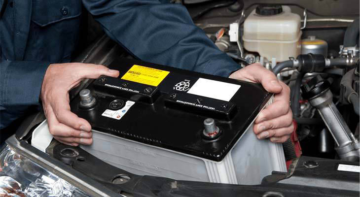 To ensure your battery is still running sufficiently, stop in at Mike More Miles and get your battery tested!