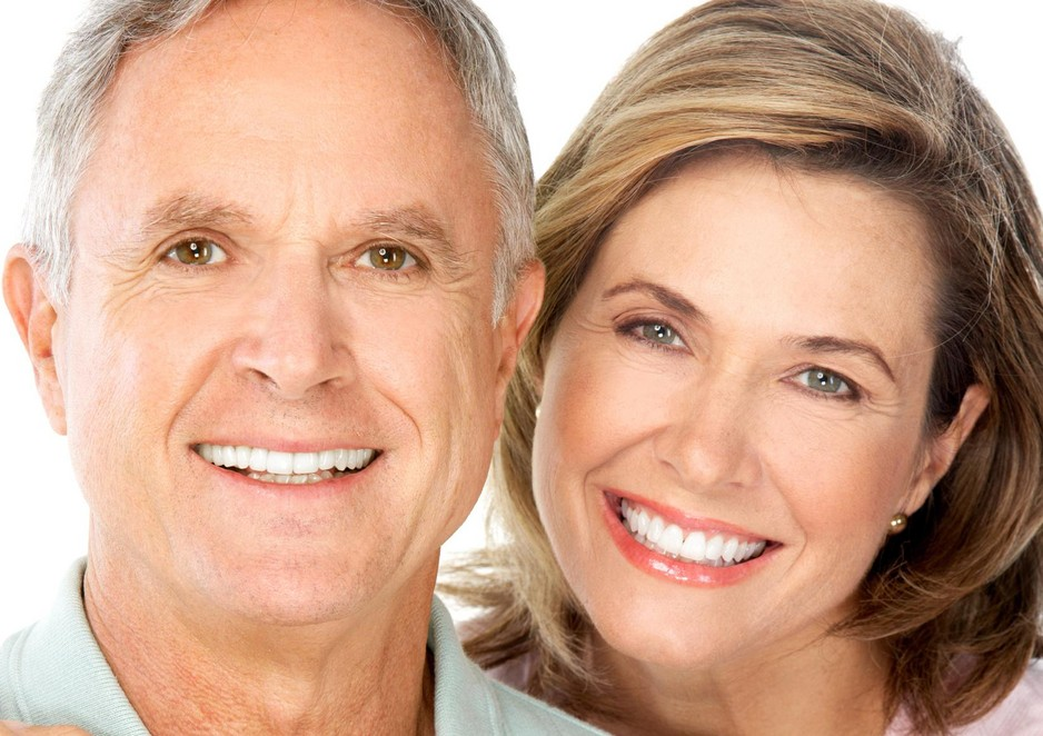 Cosmetic Dentistry for seniors at Mill Creek General Dentistry