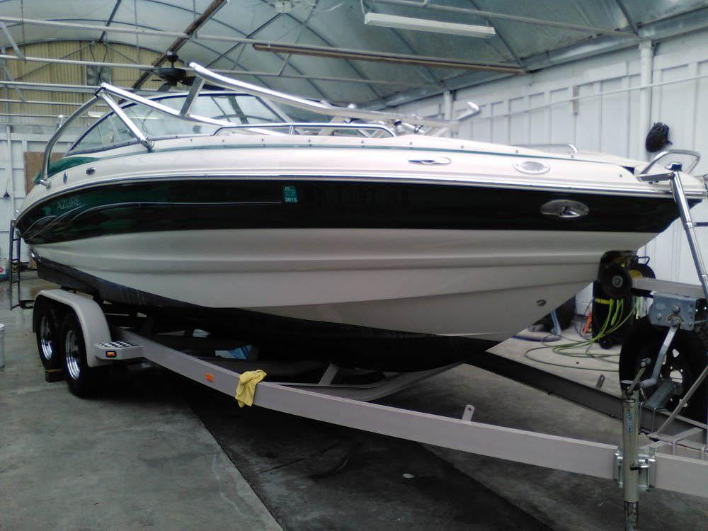Let Millennium Auto Detail in Tumwater, WA detail your boat - boat detailing - boat detailing in Tumwater
