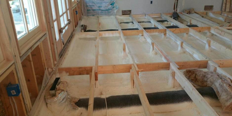 Wisconsin Home Improvement Floor Insulation in Waukesha, WI