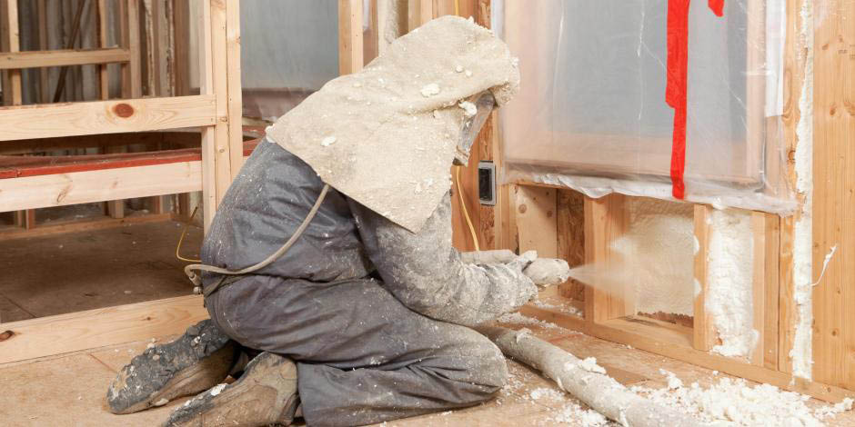Wisconsin Home Improvement Wall Insulation in Southeast Construction