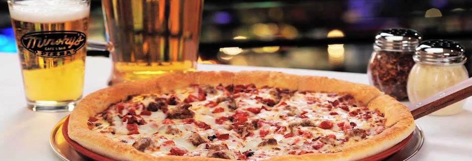 gourmet pizza in Kansas City, pizza in lee's summit, minskys pizza kansas city