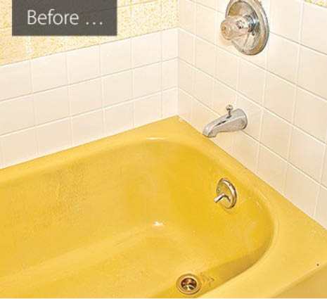 Bathtub refinishing near St Paul, MN
