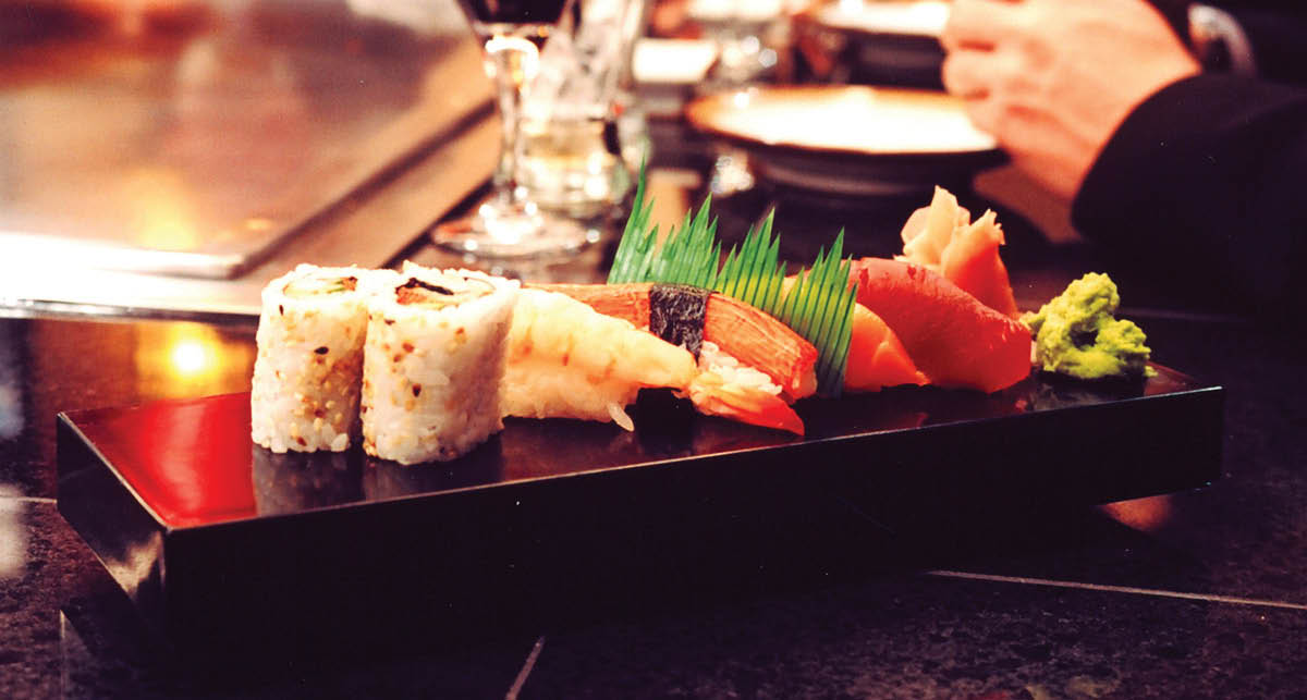 Sushi is our specialty at Mizuki Buffet in Tukwila, Washington - Asia buffet - Japanese restaurant - seafood buffet - sushi buffet