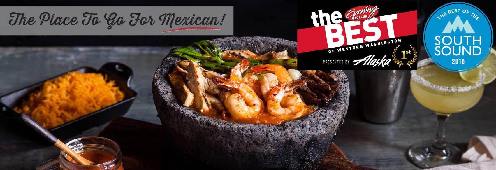 Moctezuma's Mexican Restaurant main banner image - Tacoma, WA