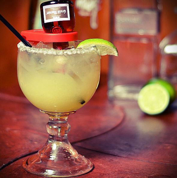 Incredible margaritas served at Moctezuma's Mexican Restaurant & Tequila Bar in Tacoma, WA - Tacoma restaurants - Tacoma Mexican food