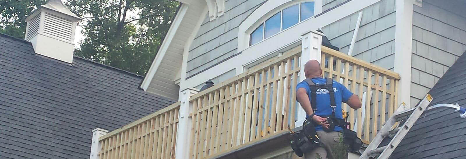 wood trim replacement, siding replacement, remodeling, locally-owned