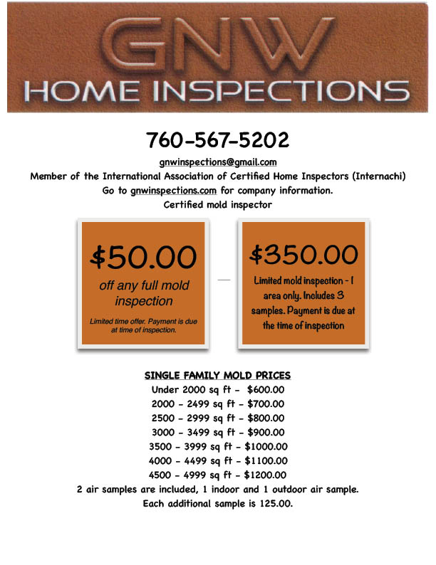 Property appraiser, home inspection near Cathedral City