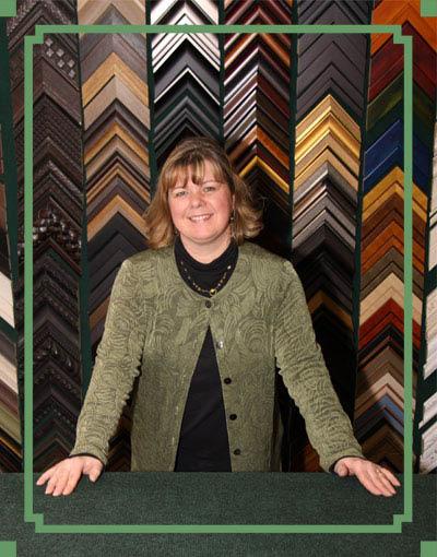 Seattle Custom Framing - Seattle, WA - Molly Boone-Jones - certified picture framing - custom framing in Seattle
