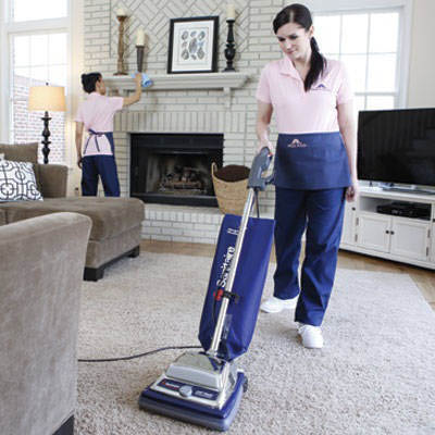 Dusting & Vacuuming from Molly Maid in East Hanover NJ