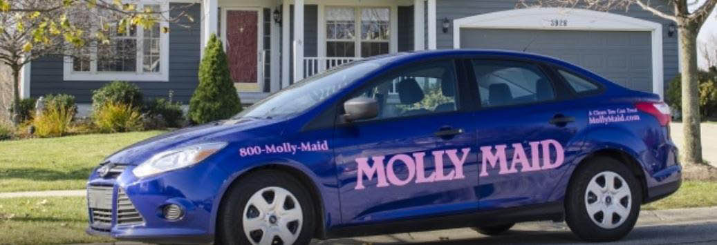 photo of car used for Molly Maid of Troy, MI