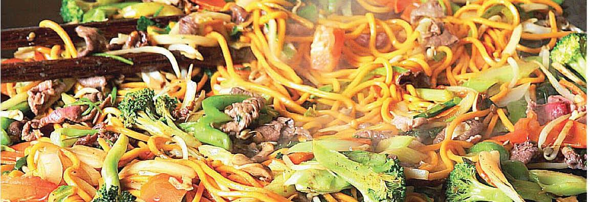 Mongolian Grill main banner image - Mukilteo, WA - Woodinville, WA