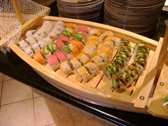 Japanese food near St Charles