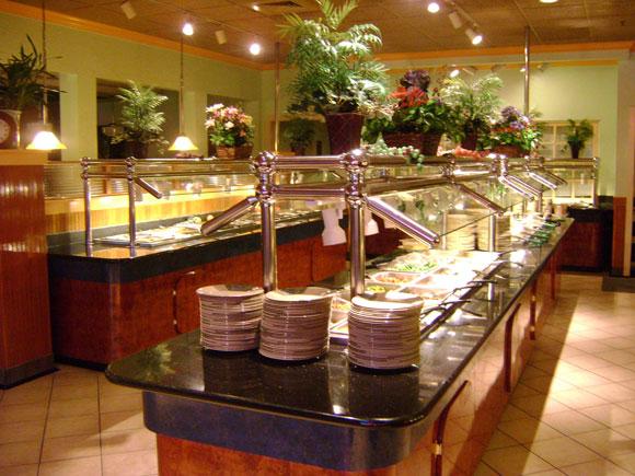 Chinese buffet near St Ann