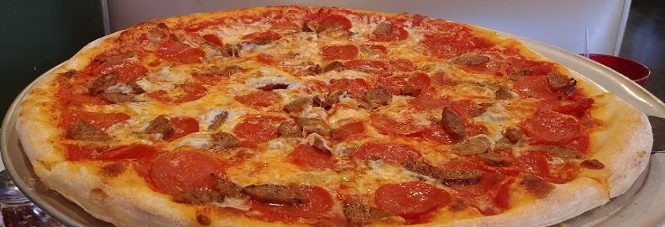 Moni's Pasta & Pizza banner Red Oak, TX