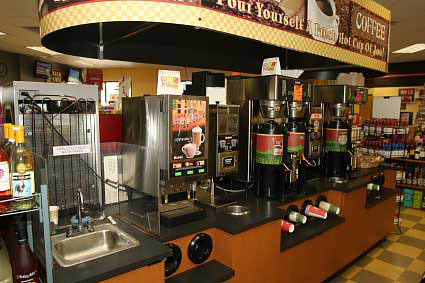 Monrovia Mart Coffee