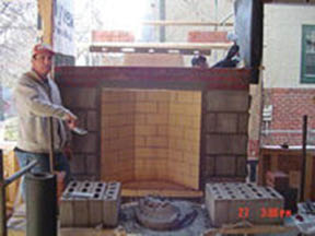 Trust the pros at Bill Morford masonry for your brick and stone needs.