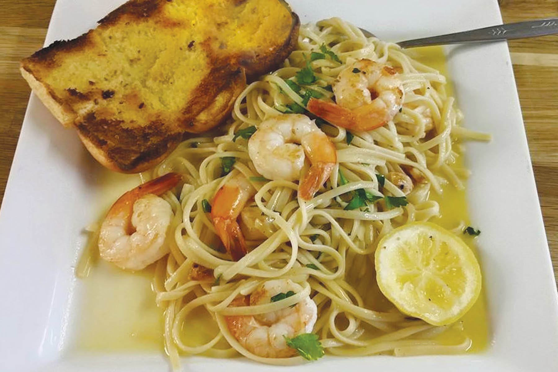 local seafood, homemade, fresh dishes, fresh ingredients