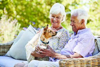 In-Home Health Care with Pets