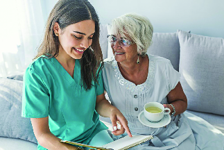 Senior care services by Griswold Home Care
