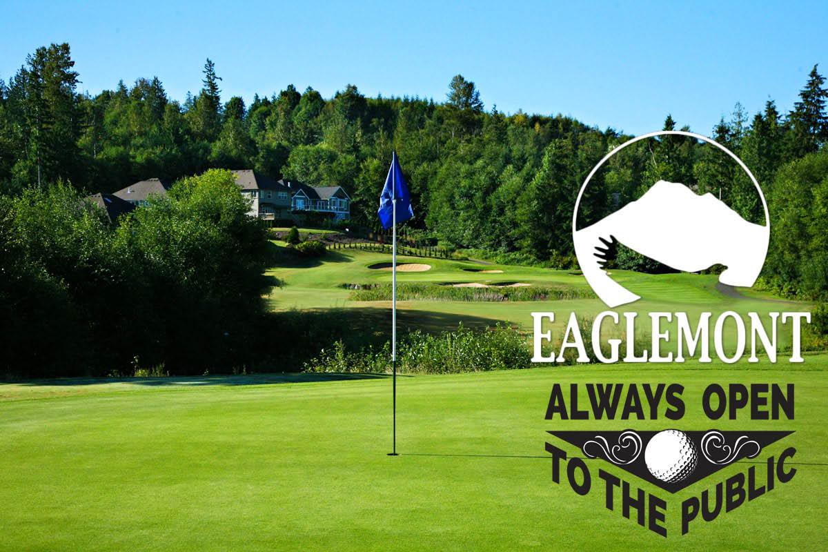 Eaglemont Golf Course putting green
