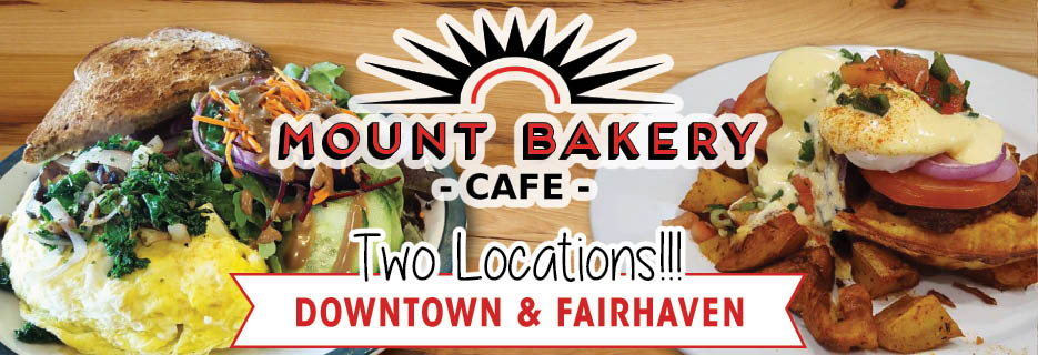 Mount Bakery Cafe, Eggs Benedict, Breakfast, Lunch, Pastries, Deserts