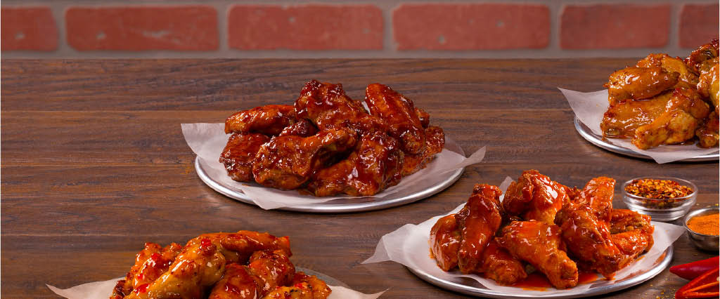 classic; boneless; 4 bold mouthwatering flavors