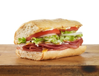 Try Mountain Mike's overstuffed sandwiches hot or cold