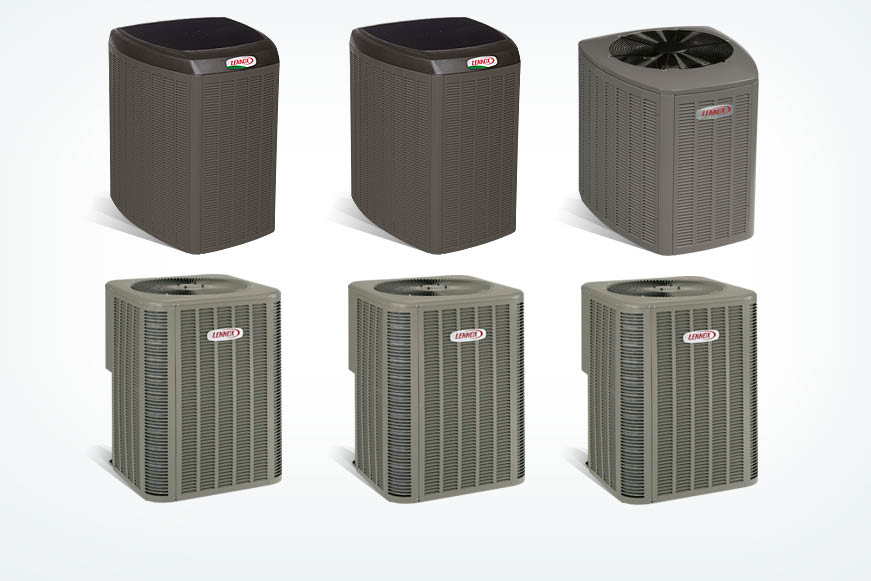 Lennox air conditioning units available from Mowery