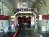 photo of interior of Mr. T's Auto Wash in Rochester Hills, MI