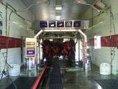 photo of interior of Mr. T's Auto Wash in Rochester Hills, MI