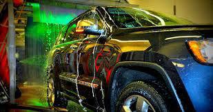 Car wash, detailing car,