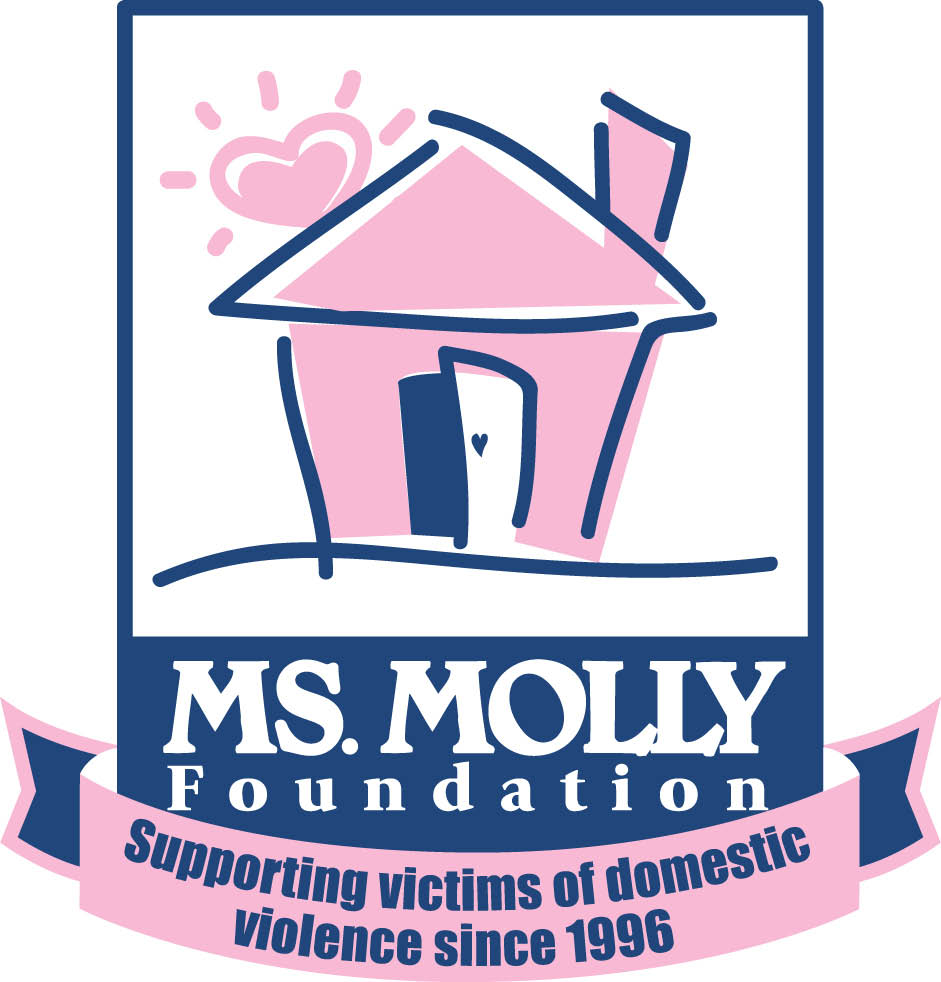 Since 1996, Ms. Molly Foundation has supported domestic violence victims