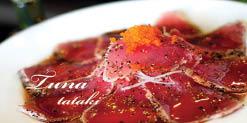 MT. FUJI HIBACHI & SUSHI -ARVADA tuna tatake