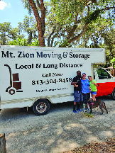 Florida moving companyProfessional movers Tampa Bay Area